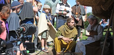 Role playing in Viking Ripa